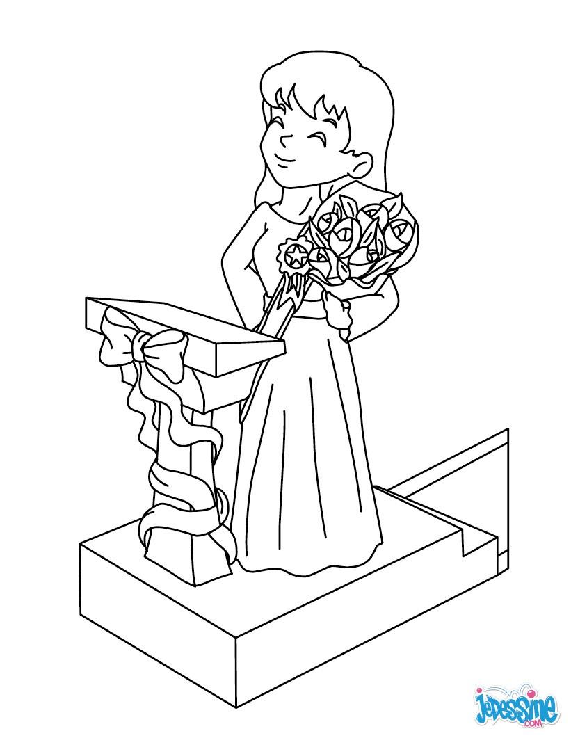 Maman peigne sa fille Un bouquet pour maman