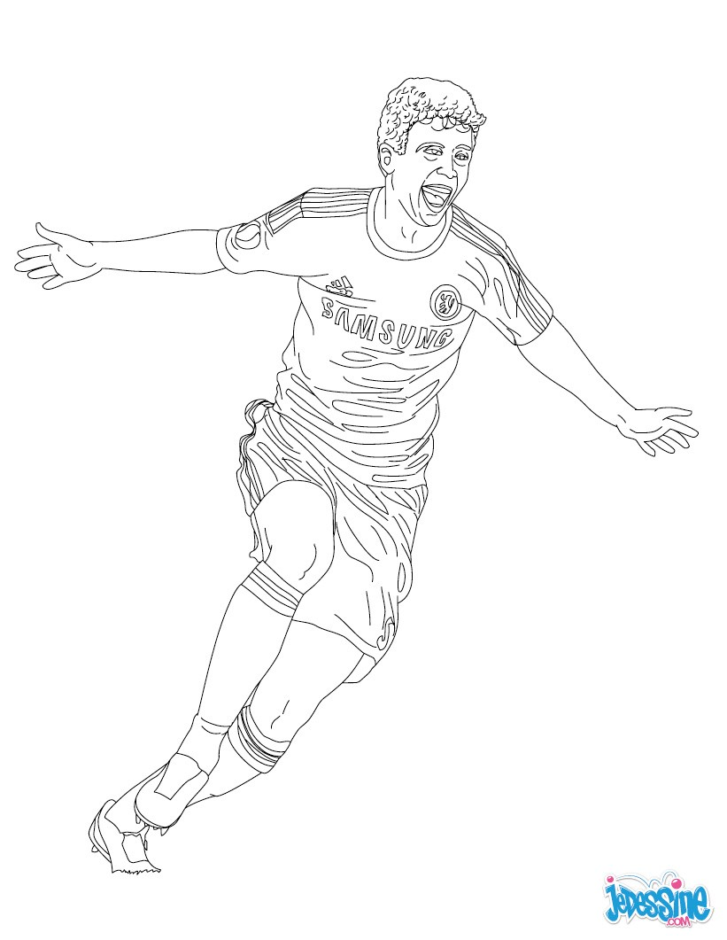 10 coloriage de foot de marseille a imprimer - Image de foot a imprimer ...
