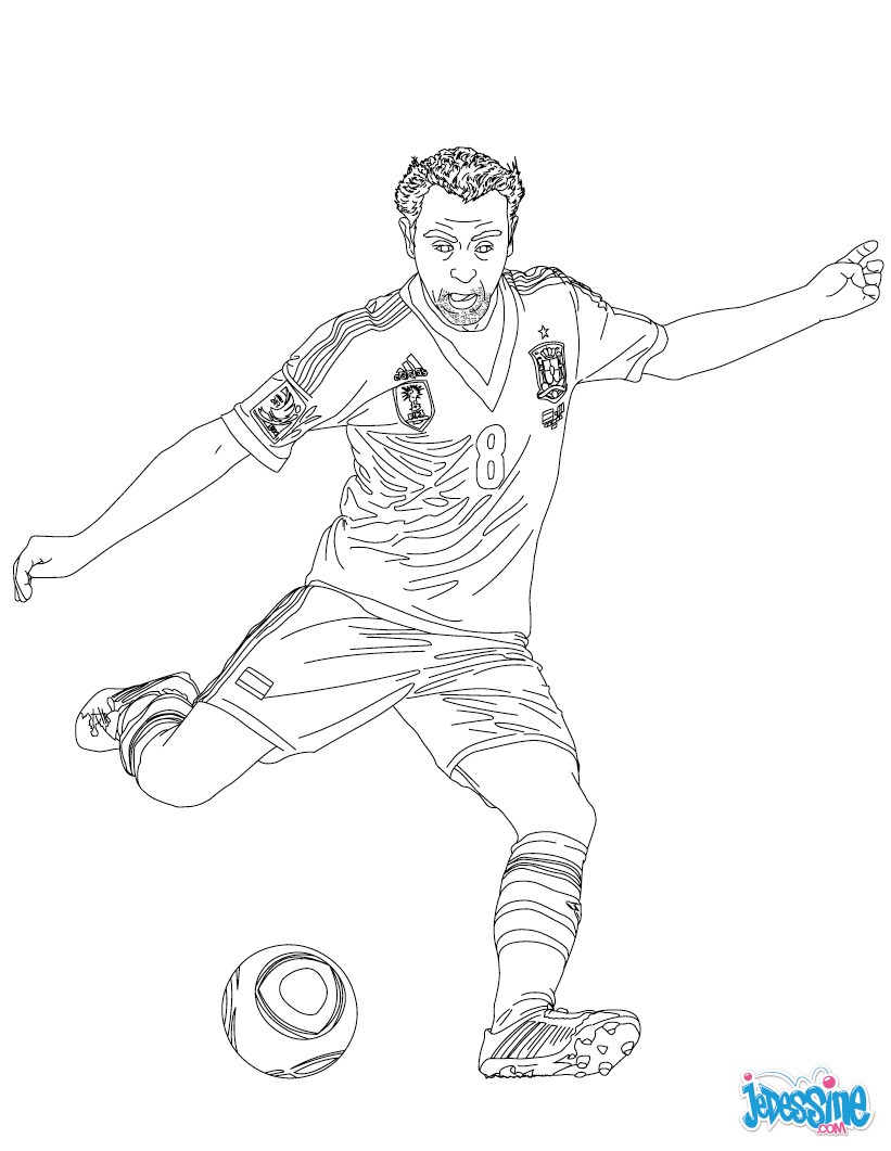 coloriages xavi