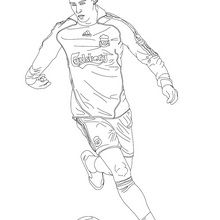 Coloriage Football Coloriages Coloriage à Imprimer