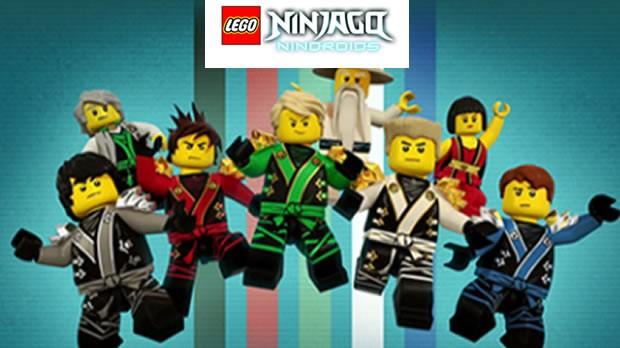Ninjago de lego arrive sur nintendo 3ds et playstation vita - Lego ninjago le grand devoreur ...