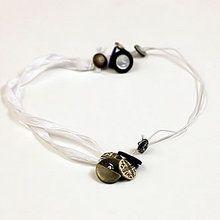 Fiche brico : Fabriquer un collier avec des boutons