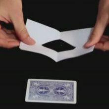 Le coup de ciseaux magique