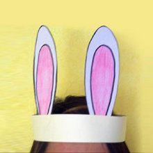 Activité : Les oreilles de lapin
