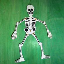 Le squelette d'Halloween