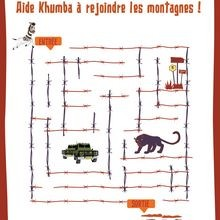 Le labyrinthe de Khumba
