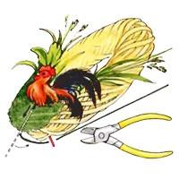 Couronne aux oiseaux - Activités - BRICOLAGE PAQUES