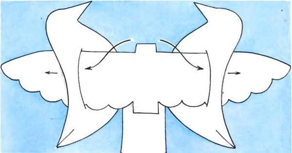Activit s manuelles goeland de papier - Bricolage a faire en papier ...