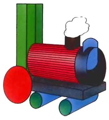 La locomoboîte - Bricolage