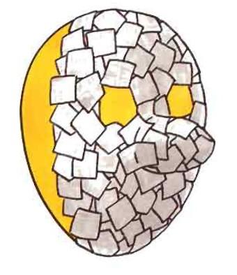 2 masques naturels - Comment faire un masque en papier ...