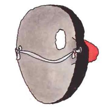 Fabriquer un masque en papier mâché