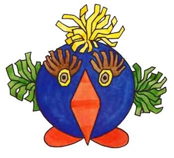 Poisson-ballon - Bricolage