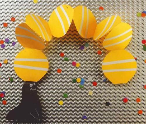 L'otarie jongleuse - Bricolage