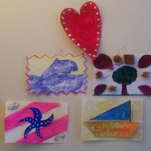 Activité : Cartes postales