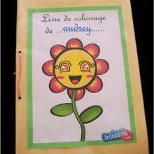 Fabrique ton livre de coloriage