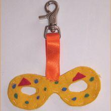 Le porte-clé du Carnaval !