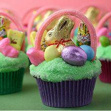 Recette : Cupcakes de Pâques