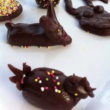 Recette : Pâte à modeler au chocolat