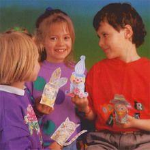 Activité : Fabriquer une poupée en papier