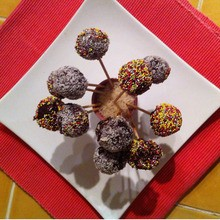 Pop cakes minute sans cuisson