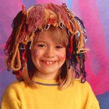 Fabriquer une perruque pour le carnaval