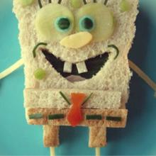 Recette : Sandwich Bob l'Eponge