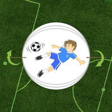 Le thaumatrope de foot