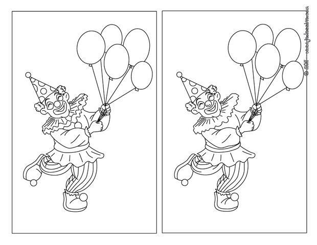Jeux de clown avec ballons - Jeux de clown tueur gratuit ...