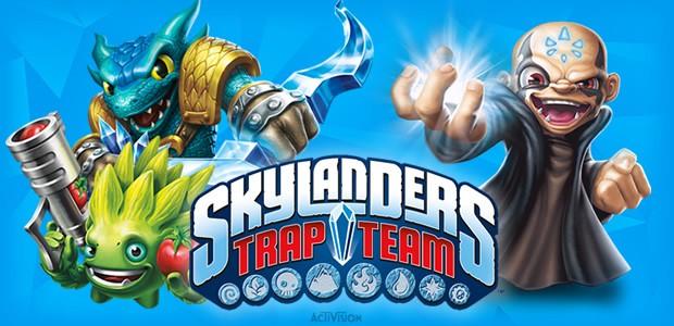 Coloriages Skylanders TRAP TEAM