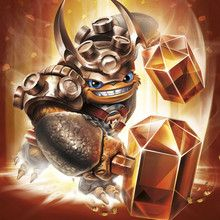 Puzzle : Wallop de Skylanders Trap Team