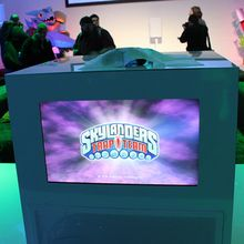 Skylanders Trap Team : Le Reveal Event