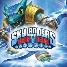 Snap Shot Skylanders Trap Team