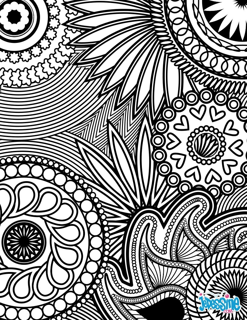 Coloriages coloriage anti stress - Coloriage anti stress a imprimer ...