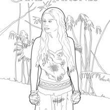 Mandala : Game Of Thrones : Daenerys Targaryen, la mère des dragons