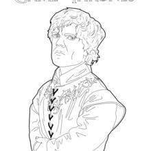 Mandala : Game Of Thrones : Tyrion Lannister