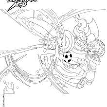 Inazuma eleven go maestro - Dessin anime de inazuma eleven ...