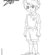 Inazuma eleven go 67 coloriages gratuits - Dessin anime de inazuma eleven ...