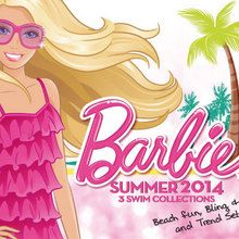 Barbie Summer 2014