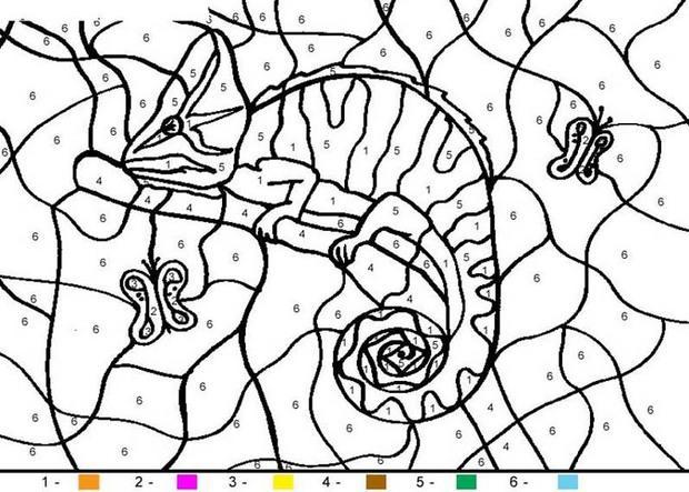 Coloriage204 coloriage magique grande section maternelle - Coloriage grande section maternelle ...