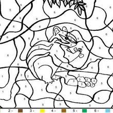 Coloriage Magique Gs Automne.Coloriages Pour Les Petits Fr Hellokids Com