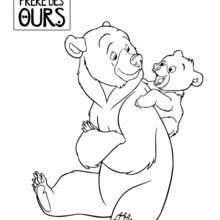 Frère des ours : Kenaï et Koda