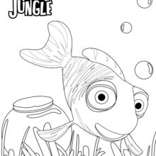 Coloriage : Junior