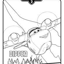 Dipper dans Planes 2