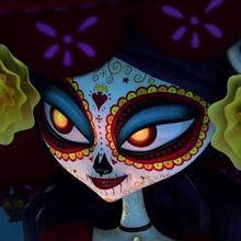 Actualité : La Légende de Manolo : le film d'animation de Halloween 2014 !
