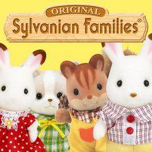 Dessiner les Sylvanian Families