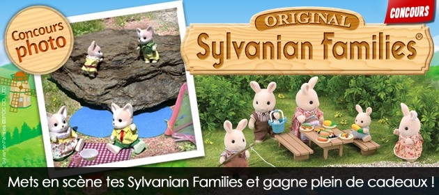 Concours photo Sylvanian Families