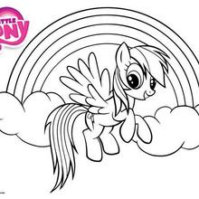 Coloriage My Little Pony Coloriages Coloriage A Imprimer Gratuit