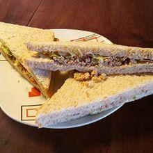 Recette : Sandwich Club