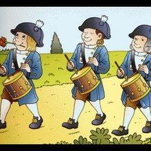 Trois jeunes tambours