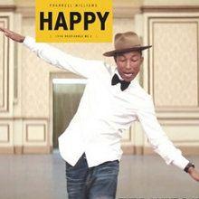 Chanson : Pharrell Williams - Happy